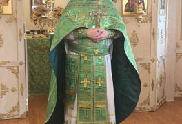 Настоятель иерей Евгений Щукин 2010 по сегодня - фото 2