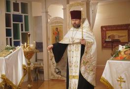 Настоятель иерей Евгений Щукин 2010 по сегодня - фото 4