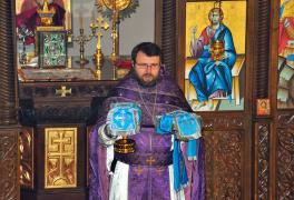 Настоятель иерей Евгений Щукин 2010 по сегодня - фото 5