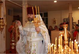 Настоятель иерей Евгений Щукин 2010 по сегодня - фото 6