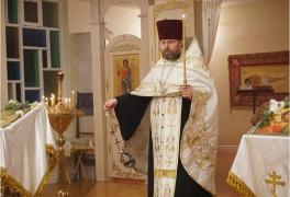 Настоятель иерей Евгений Щукин 2010 по сегодня - фото 7