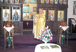 Настоятель иерей Георгий Сачевский 2006-2007