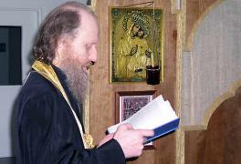 Настоятель протоиерей Михаил Любощинский 2003-2006 - фото 2